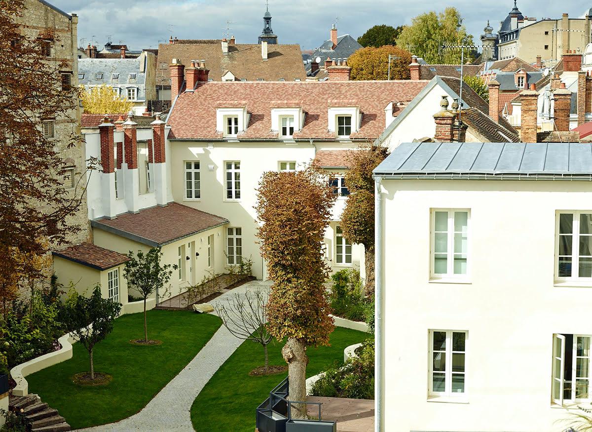 Day trips from Paris-France-travel-La Demeure Du Parc