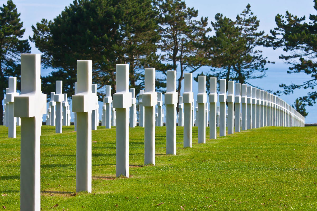 Day trips from Paris-France-travel-Normandy-WW II memorials