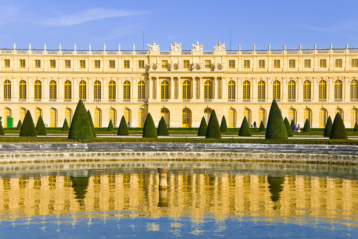 Day trips from Paris-France-travel-Palace of Versailles