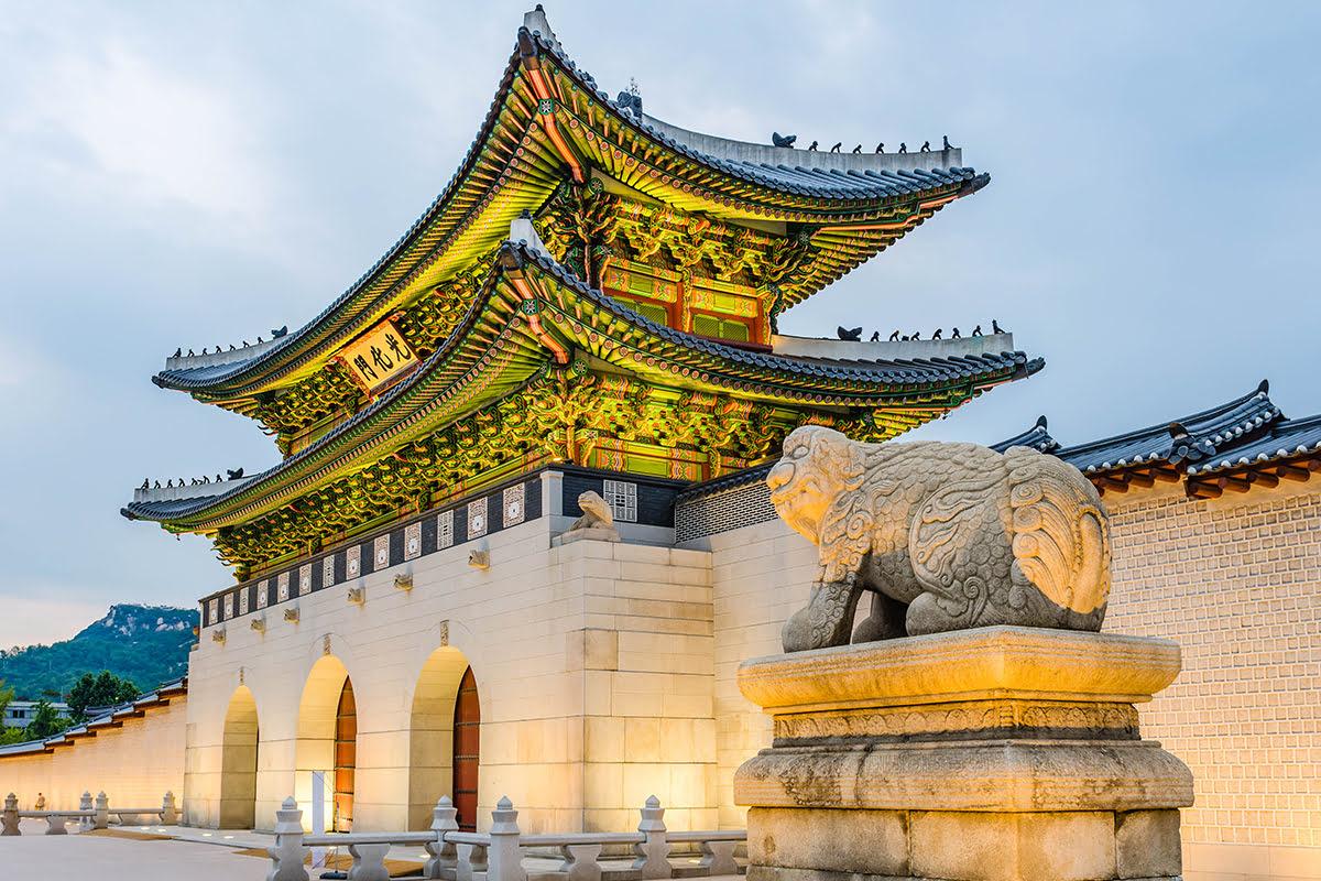 Istana Gyeongbokgung: Tiket & Jam Pergantian Penjaga Istana