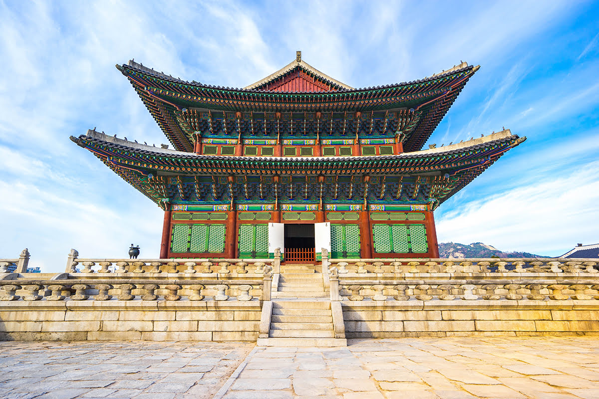 Gyeongbokgung Palace: Tickets & Changing of the Guard Hours