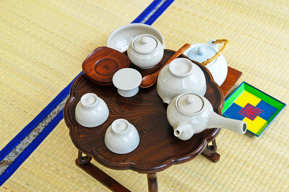 Insadong-things to do-Seoul-tea-Beautiful Tea Museum