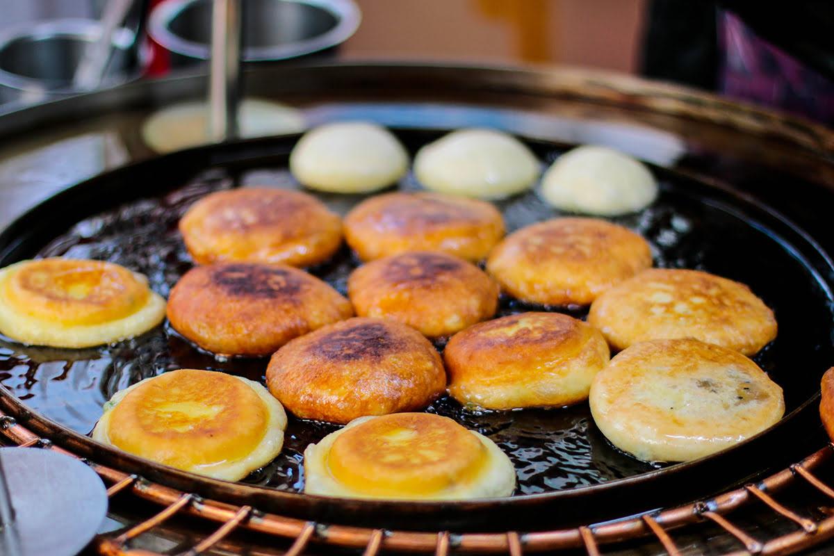 Insadong-things to do-Seoul-Insadong-food