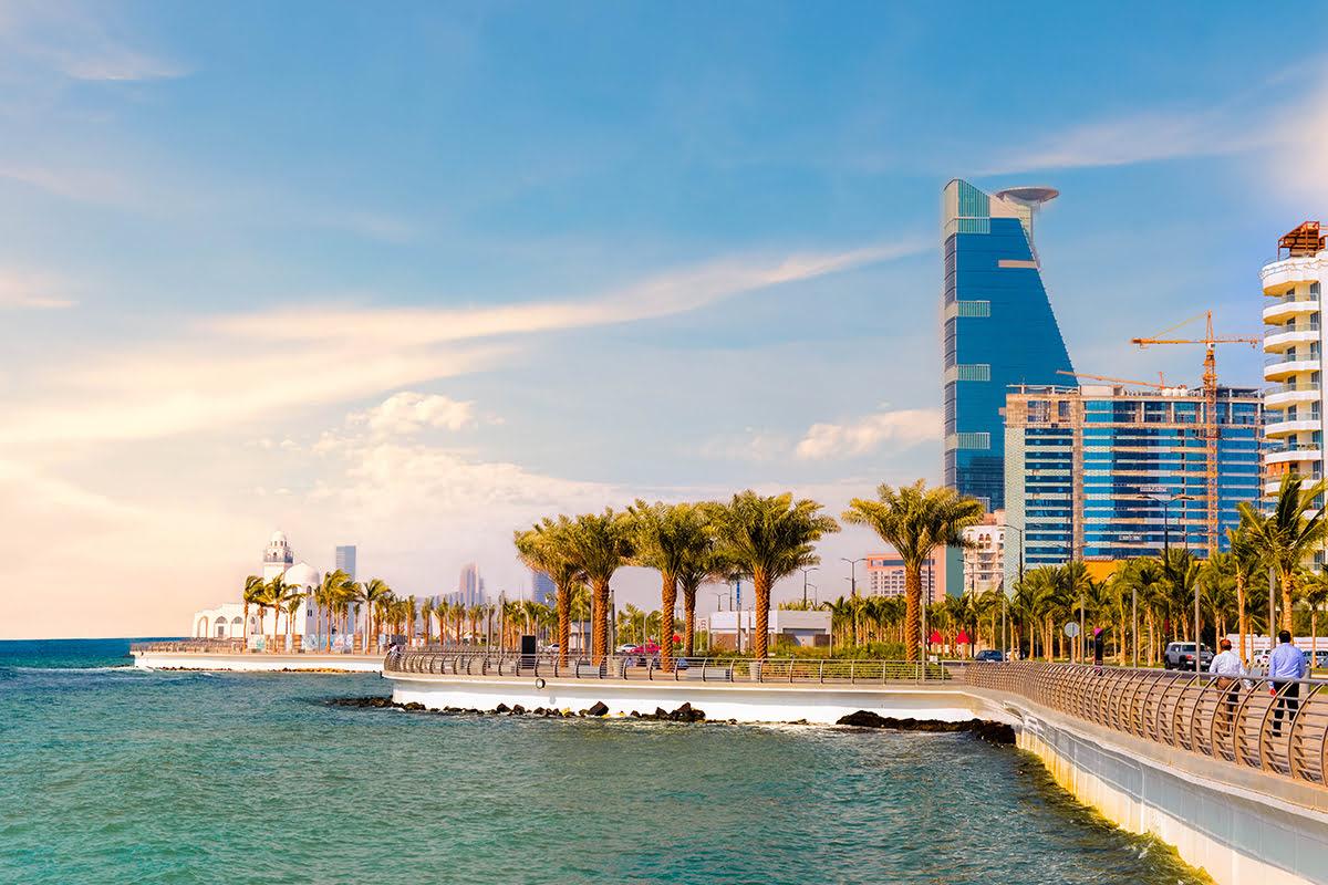 Jeddah day trips-Nature-Jeddah Corniche