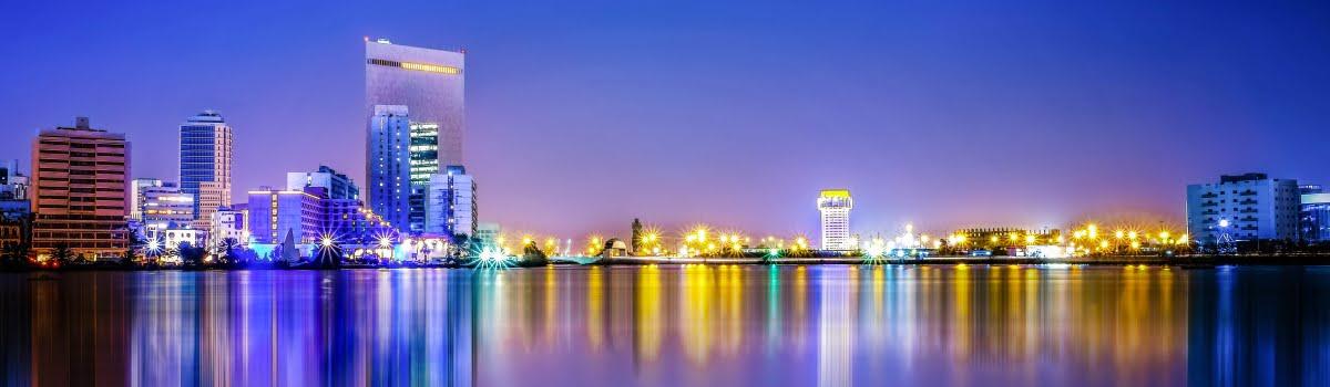 Jeddah travel tips-Saudi Arabia-Featured photo (1200x350) Jeddah skyline