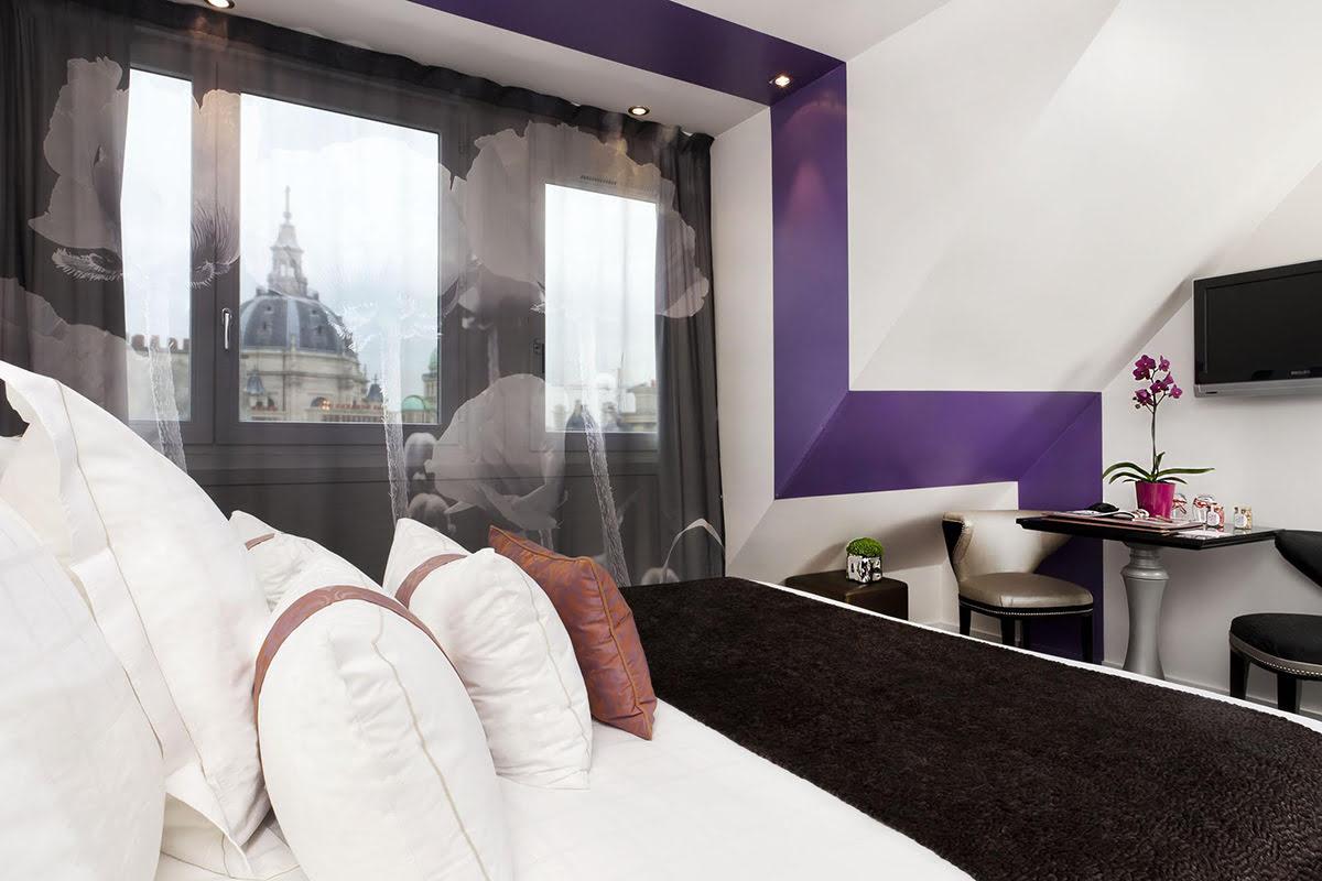 Latin Quarter-Paris-Grand Hotel Saint Michel