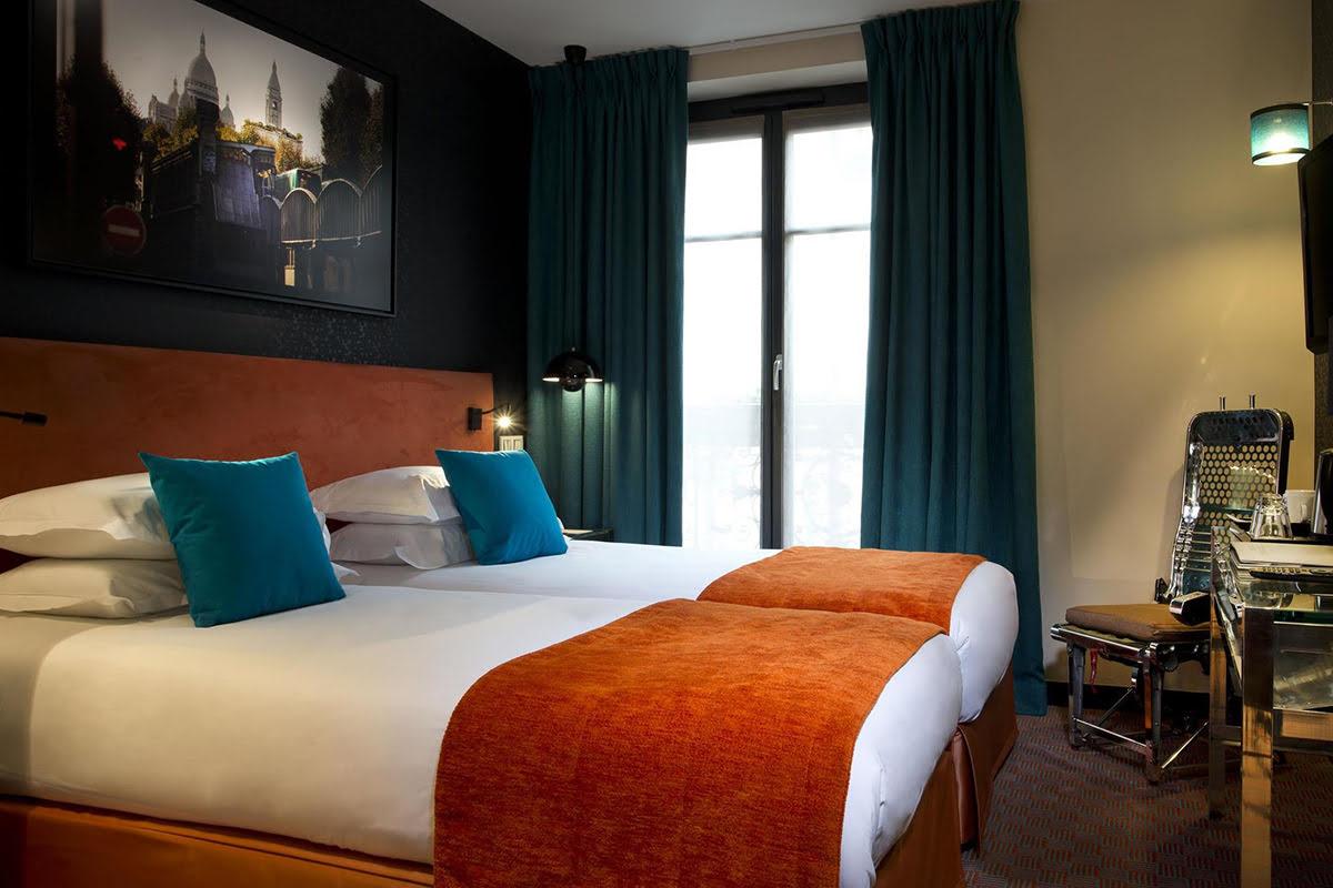 Latin Quarter-Paris-Hotel Atmospheres