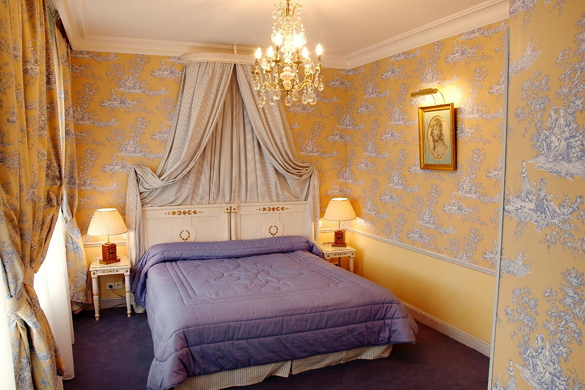 Latin Quarter-Paris-Hotel Saint Jacques