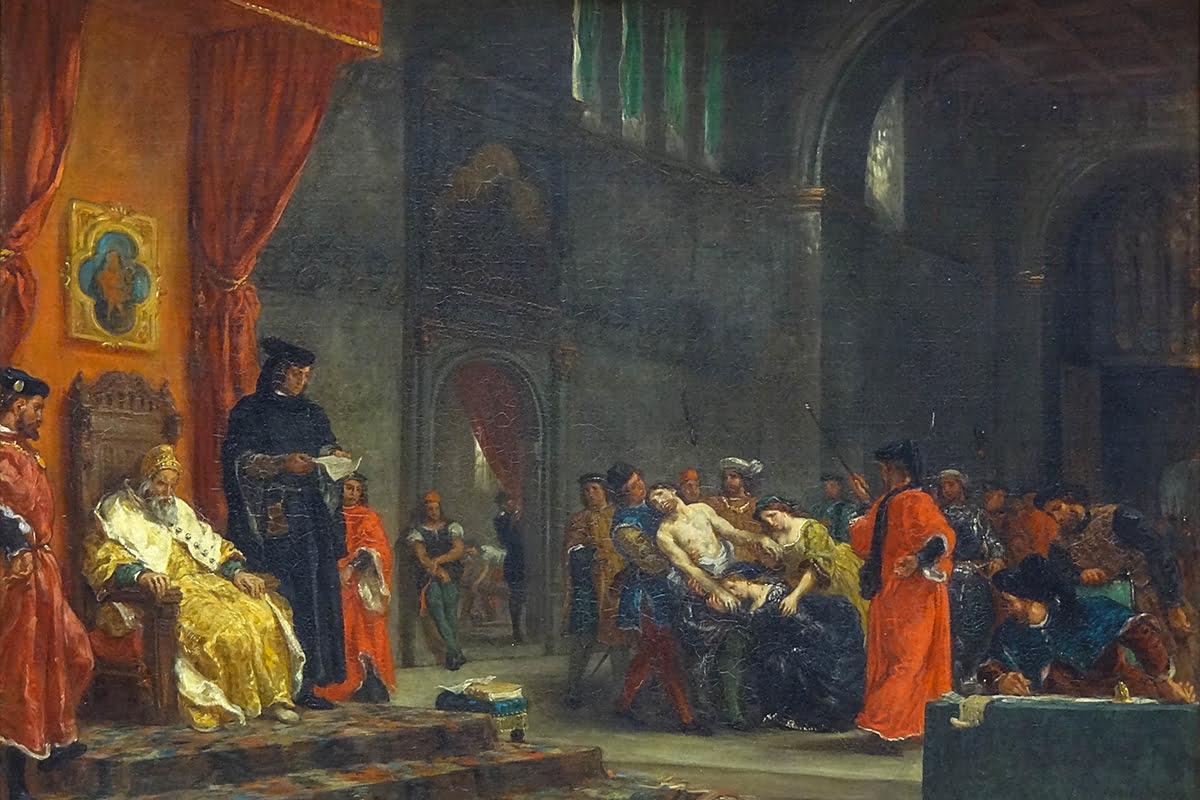 Latin Quarter-Paris-Musee National Eugene Delacroix