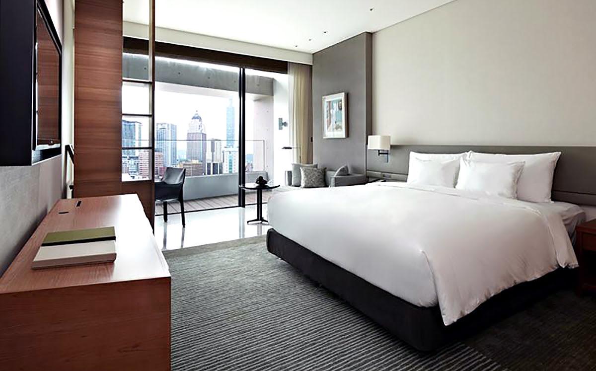Luxury hotels in Taipei-Taiwan-Eslite Hotel