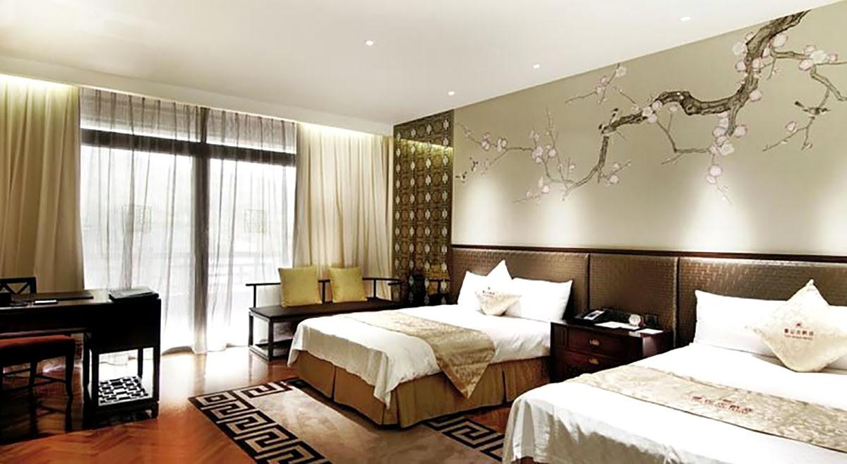 Luxury hotels in Taipei-Taiwan-Grand Hotel