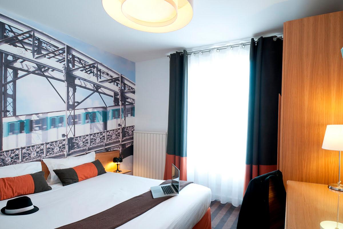 Marais-things to do-Paris-France-Le 20 Prieure Hotel