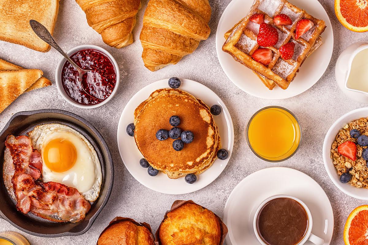 Paris food-brunch