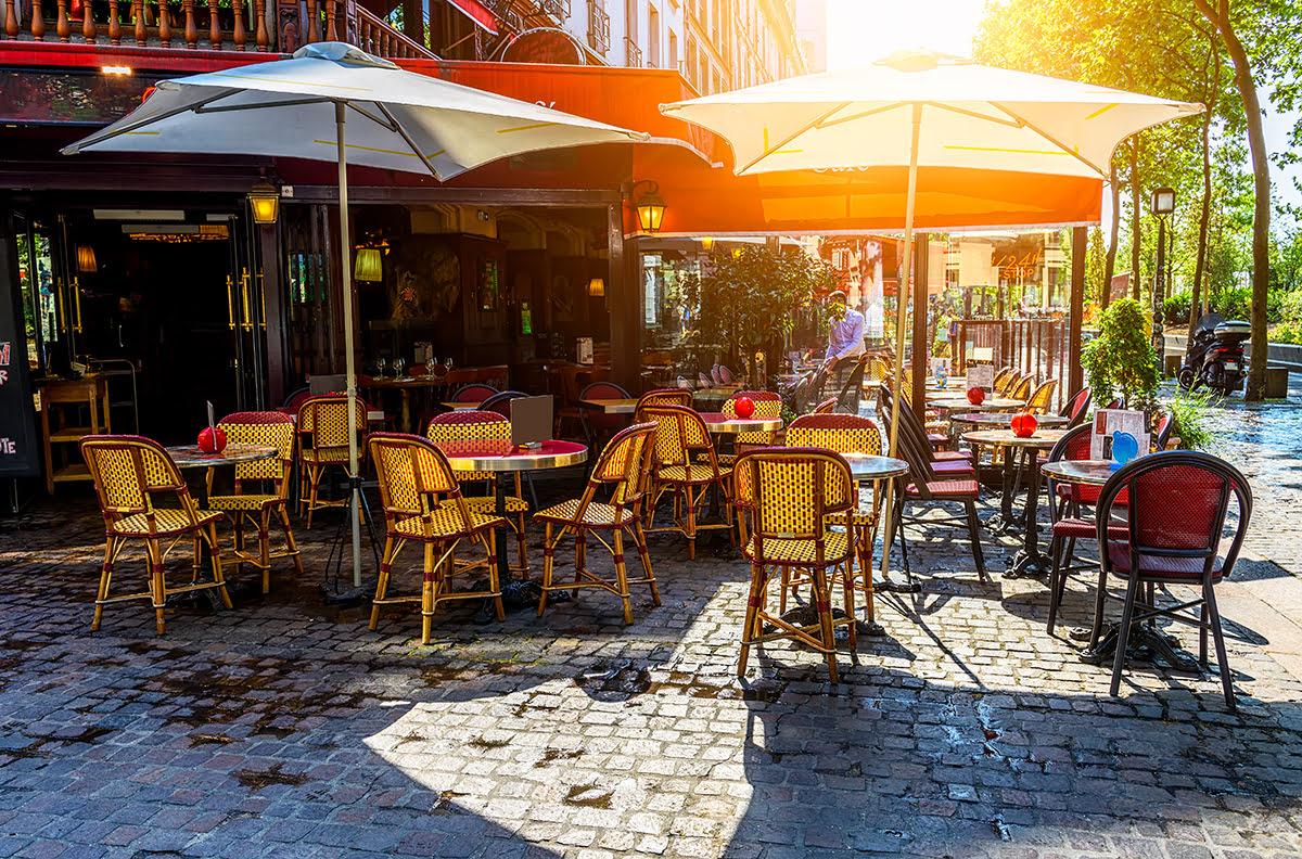 Paris food-French restaurant