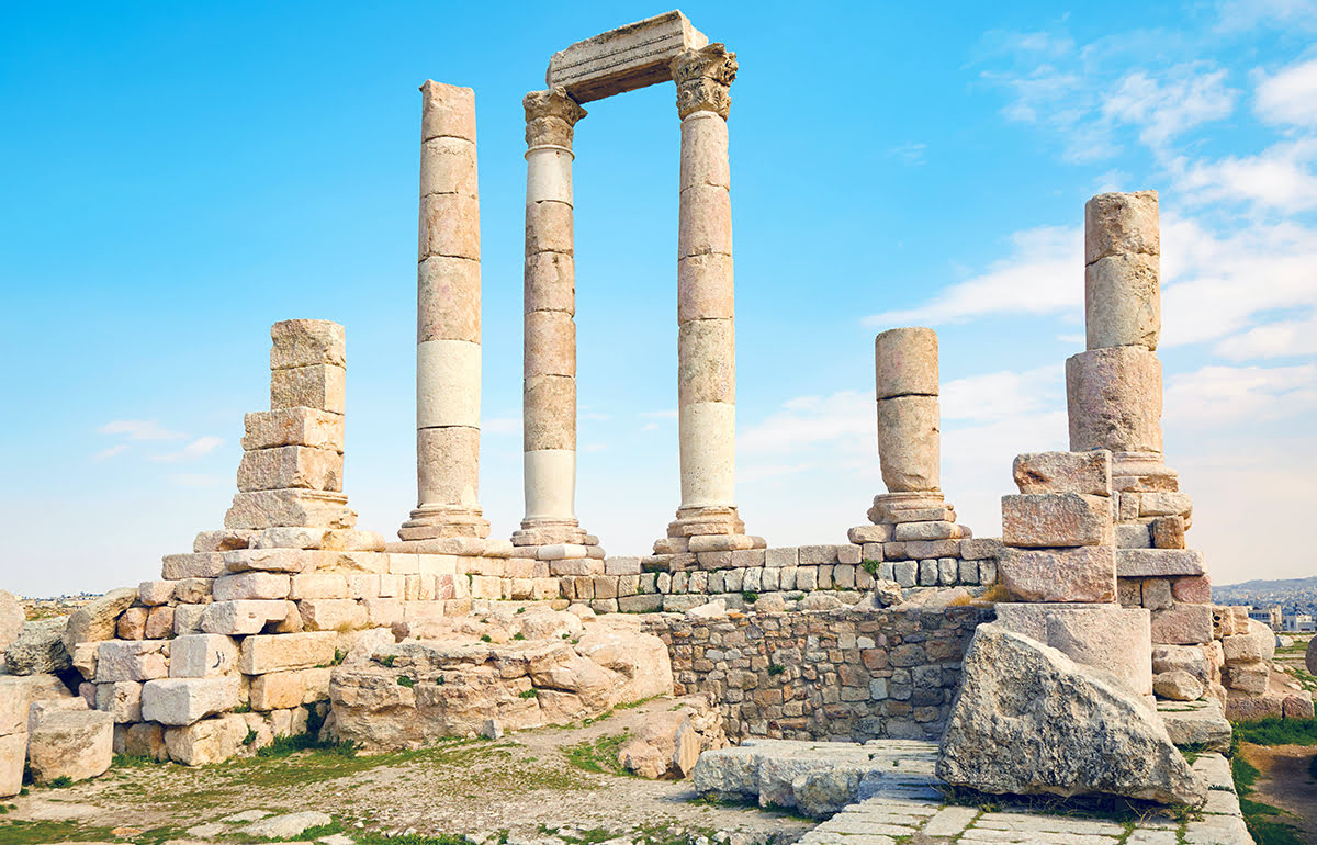Ramadan 2019-travel-best destinations-Amman-Jordan-Amman Citadel