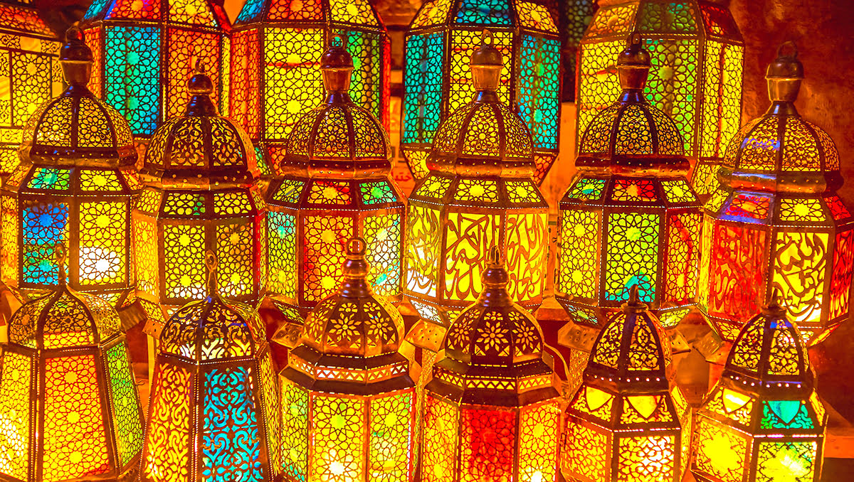 Ramadan 2019-travel-best destinations-Cairo-Egypt-lanterns