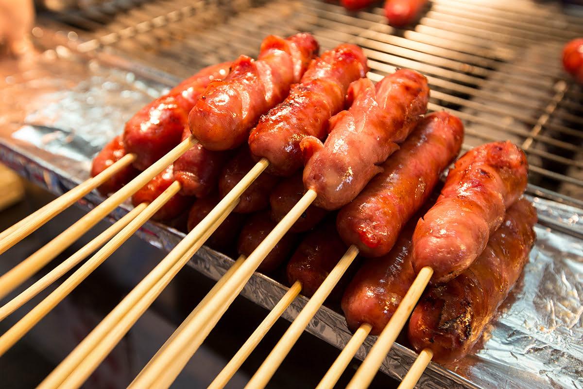 Taipei night market-shopping-Japan-Nanshijiao Xingnan Night Market