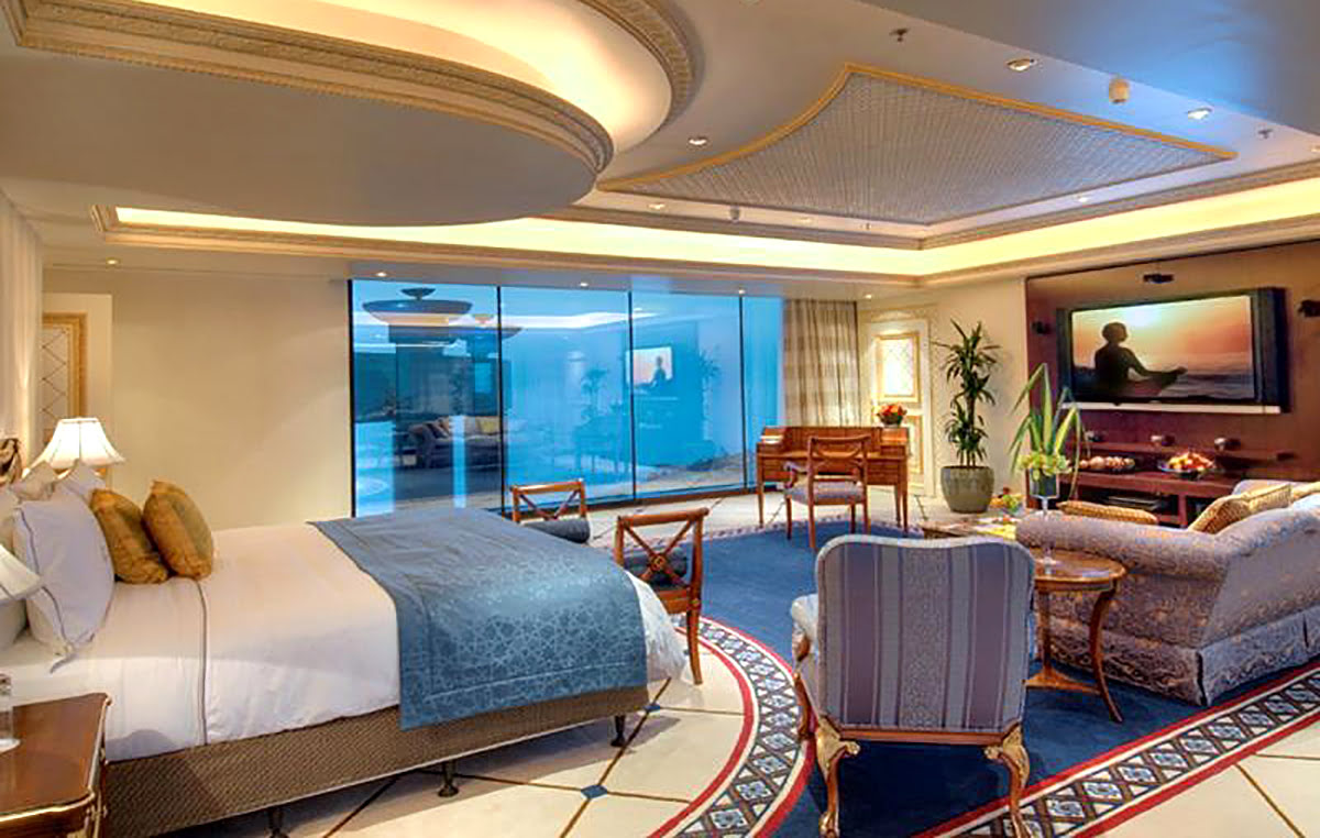 吉達遊玩-沙烏地阿拉伯-吉達皇冠假日飯店