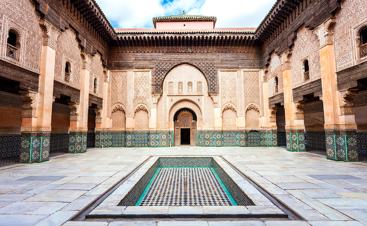 Things to do in Marrakech-Morocco-Ben Youssef Madrasa-The Son of Joseph School