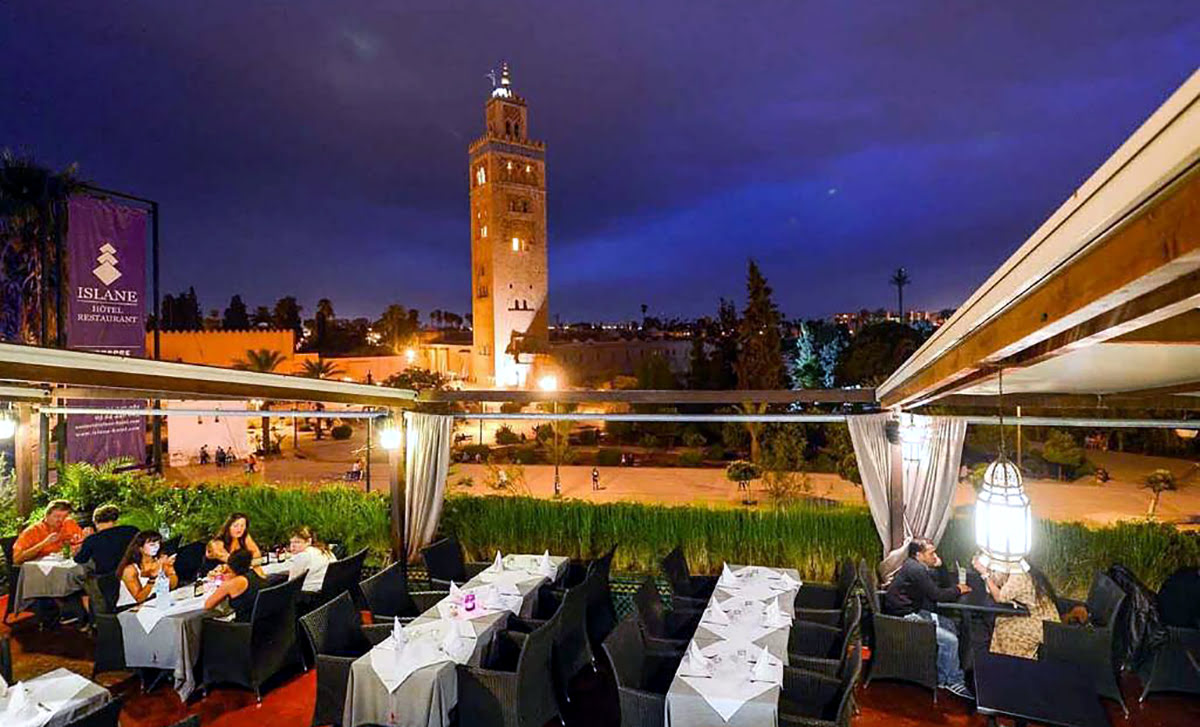 Things to do in Marrakech-Morocco-Hotel Islane