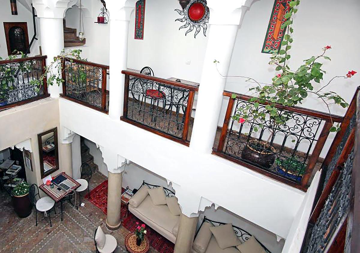 Things to do in Marrakech-Morocco-Riad Dar Saba
