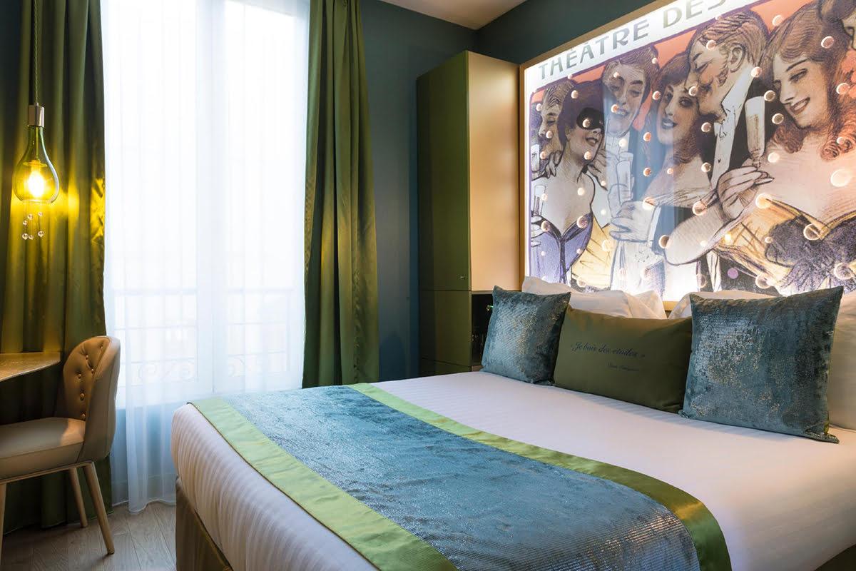 Where to stay in Paris-Hotel les Bulles de Paris