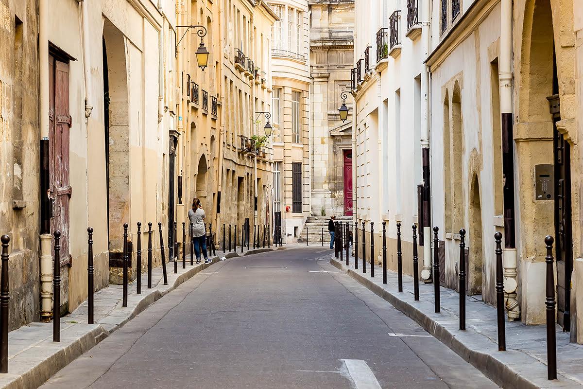Where to stay in Paris-Le Marais
