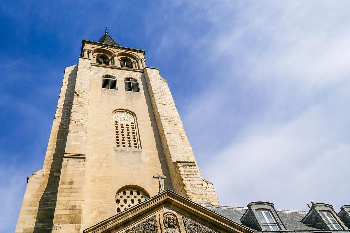 Where to stay in Paris-Saint Germain