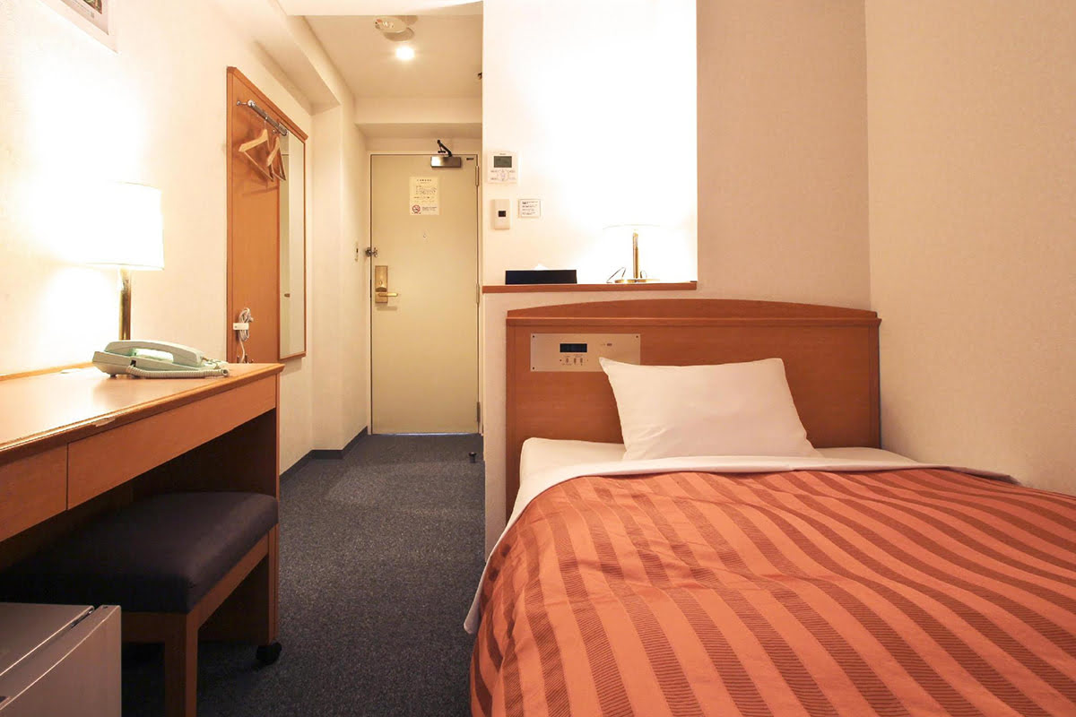 Where to stay in Tokyo-Japan-Sakura Hotel Hatagaya