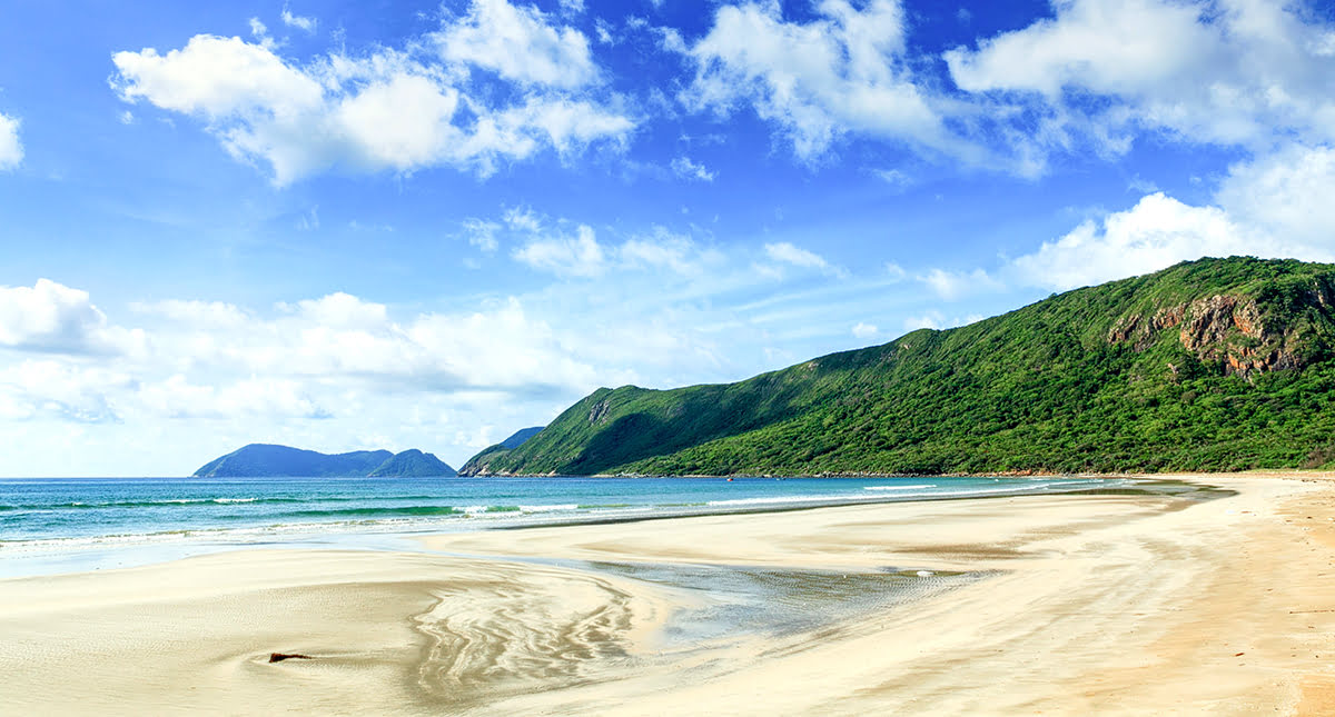 Wilderness hotels-resorts-accommodations-Con Dao National Park-Hang Doi Beach