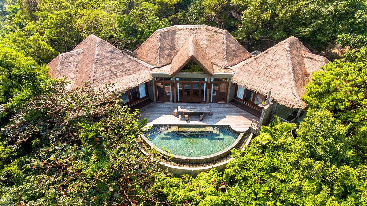 Wilderness hotels-resorts-accommodations-Song Saa Private Island Resort