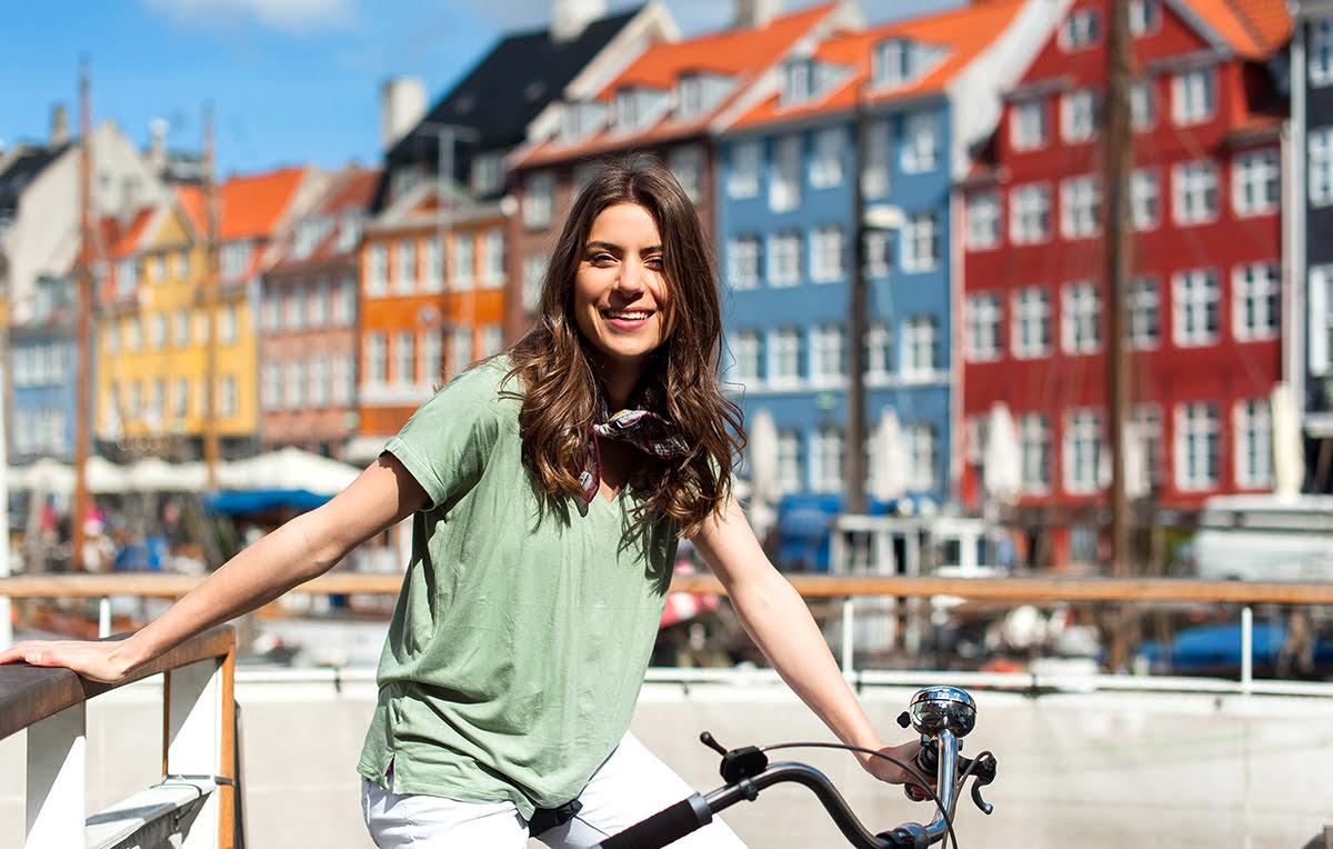 ปั่นจักรยานเที่ยวในยุโรป-โคเปนเฮเกน-อินเนอร์ฮาร์เบอร์