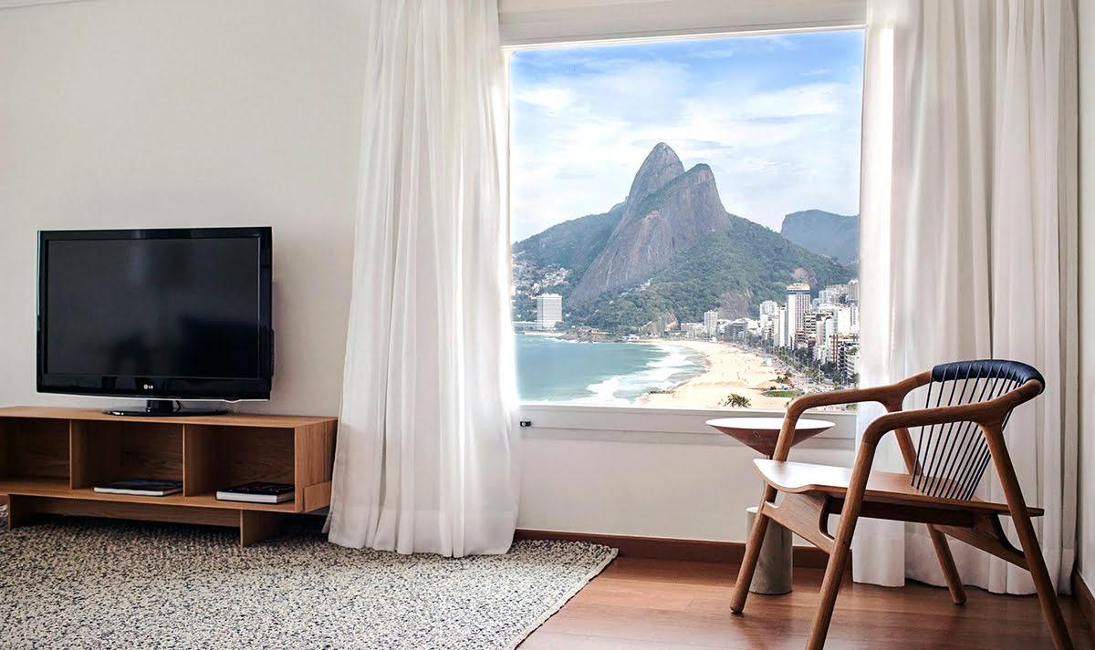 里约热内卢伊帕内玛索菲特酒店