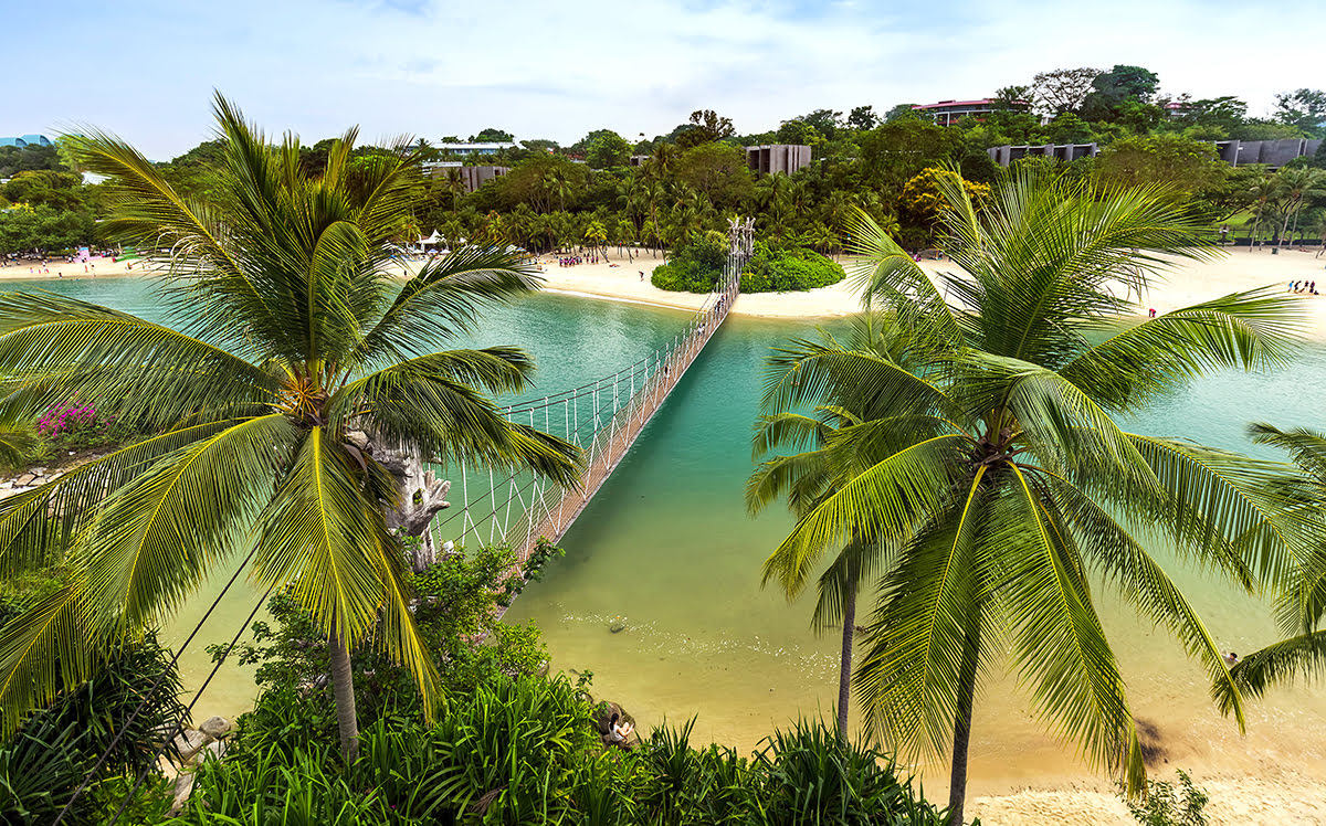 Places to visit in Singapore-Beaches-Palawan-Siloso