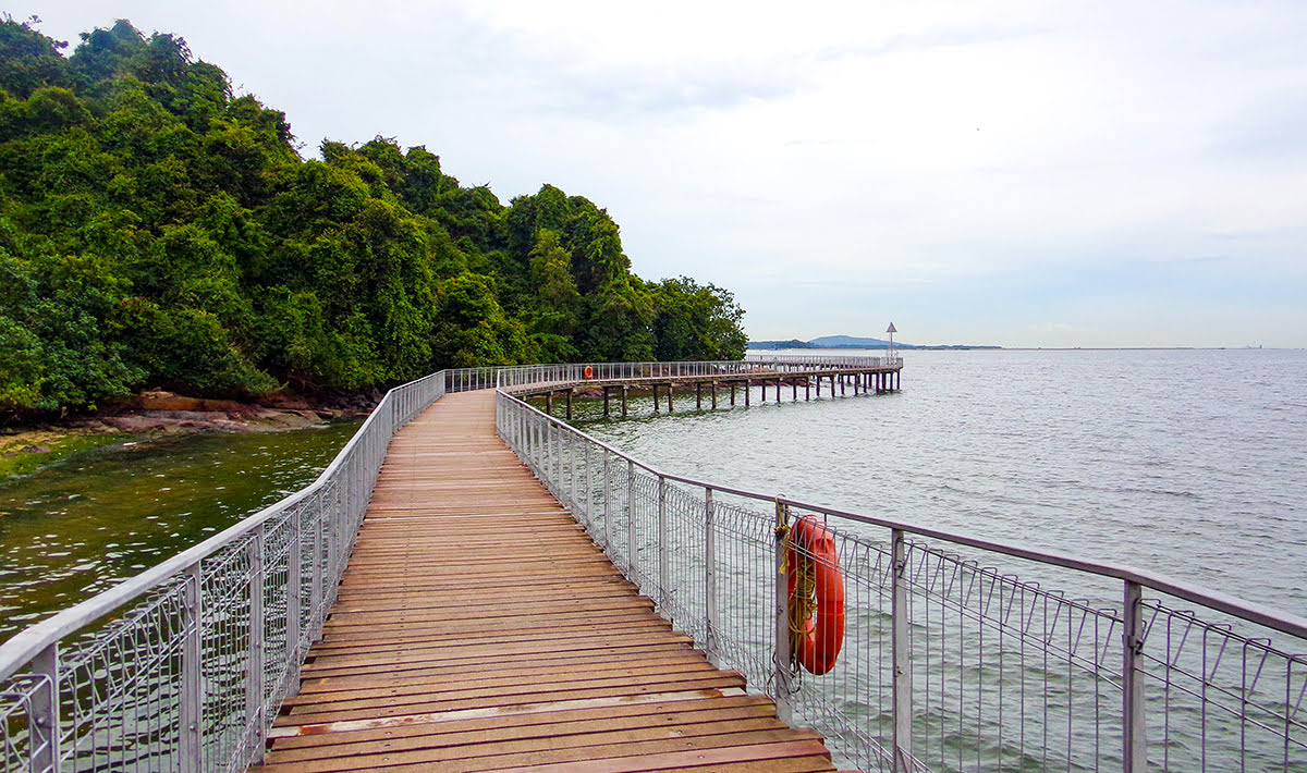 Places to visit in Singapore-Pulau Ubin