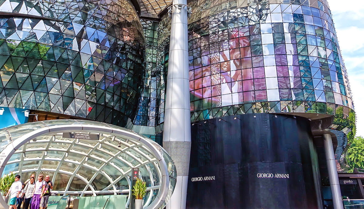 Places to visit in Singapore-Shopping