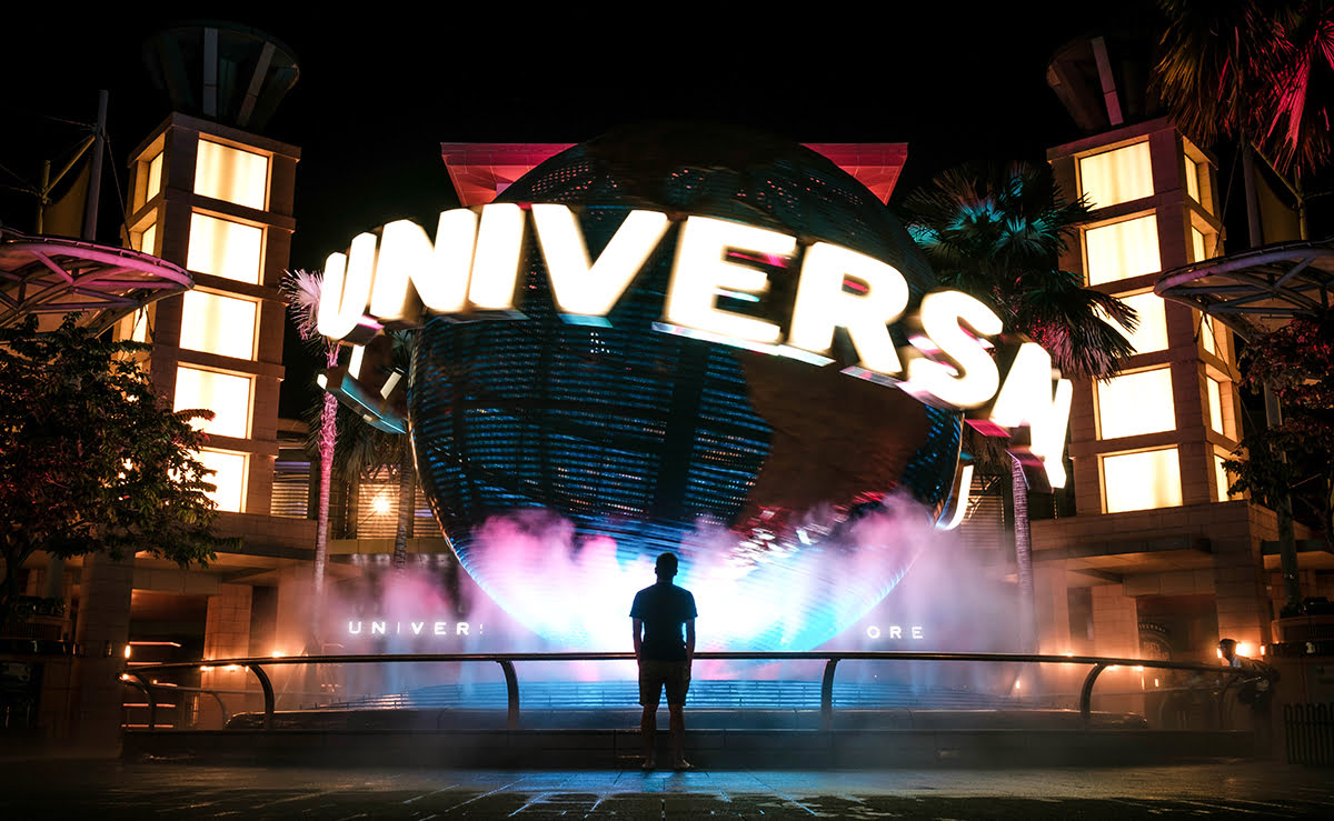Places to visit in Singapore-Universal Studios Singapore