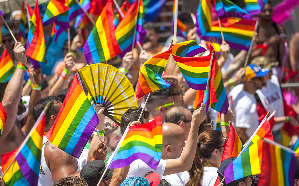 Pride parades 2019-marches-Chueca-Madrid