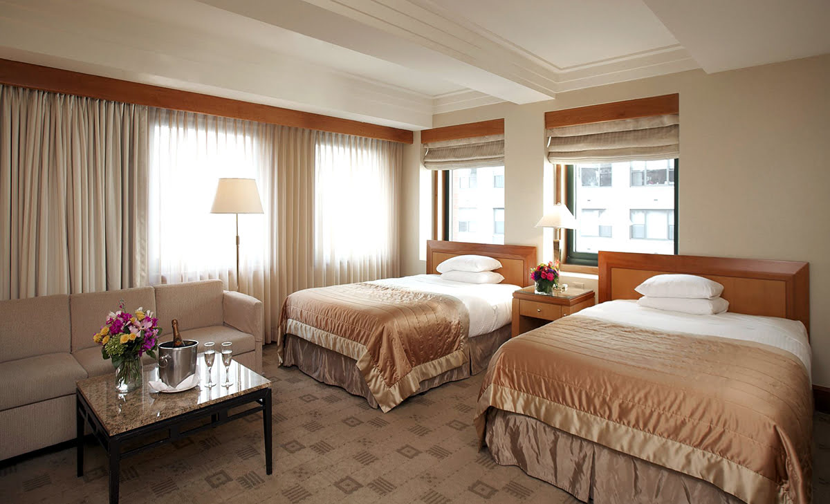 Quiet hotels-certified-rooms-accommodations-The Kitano New York Hotel