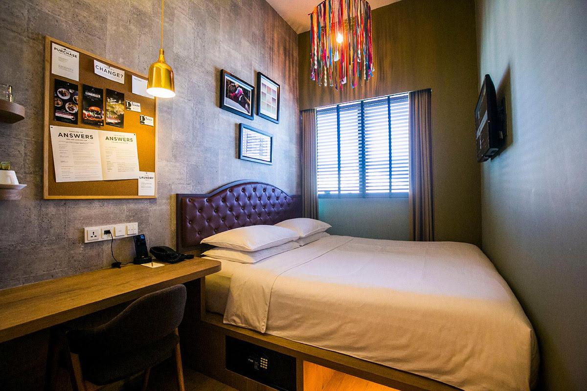 Οικονομικά ξενοδοχεία στη Σιγκαπούρη-Hotel G