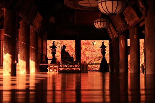 Autumn in Nara-Hasedera Temple2