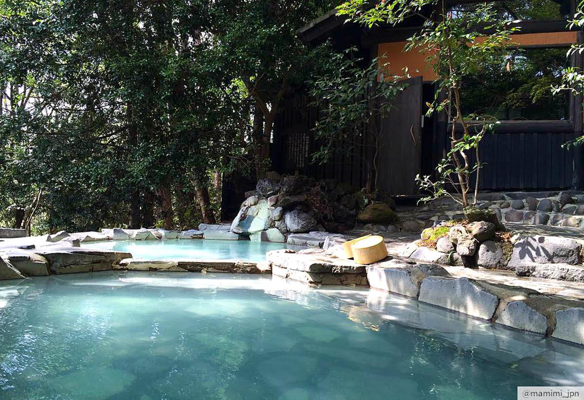 Kyushu itinerary-Nagasaki-hot springs-Kirishima Hot Springs