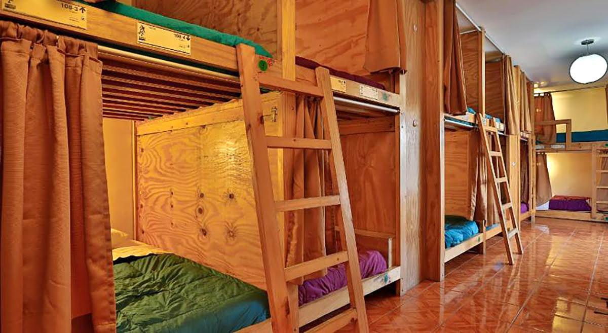 Hotels in Peru-backpacking-hiking trip-Kokopelli Hostel Paracas