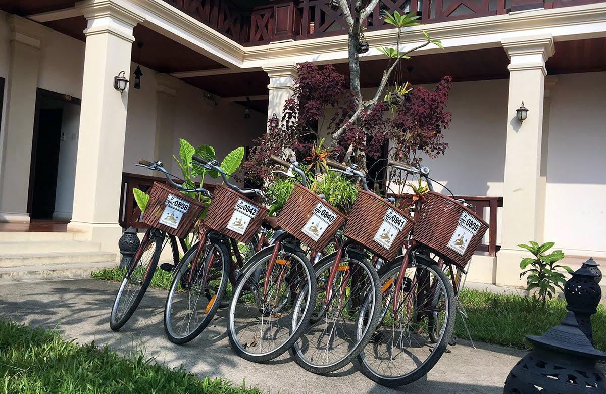 Hotels in Luang Prabang-Laos-Luang Prabang Legend Hotel