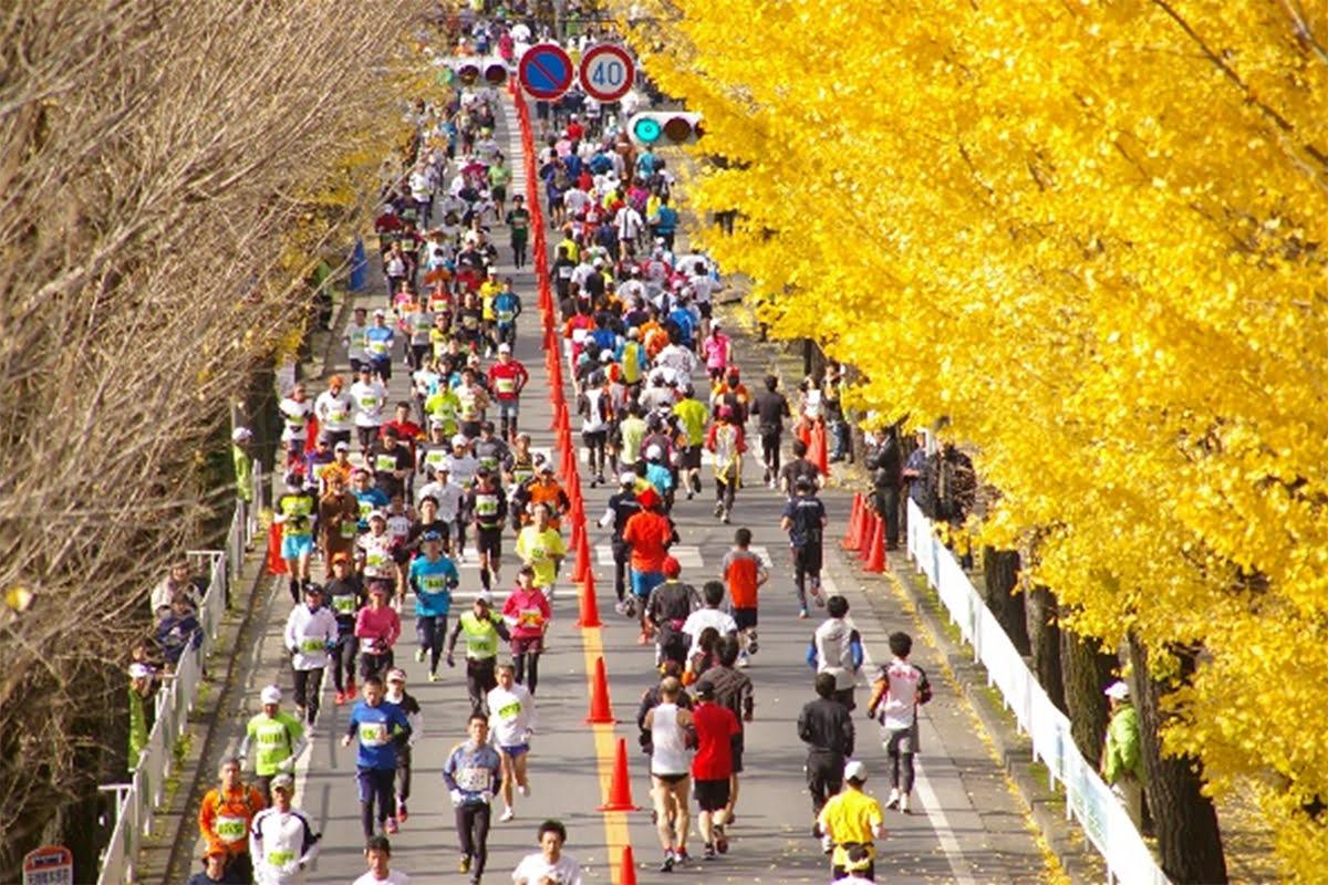 Nara events-Nara Marathon