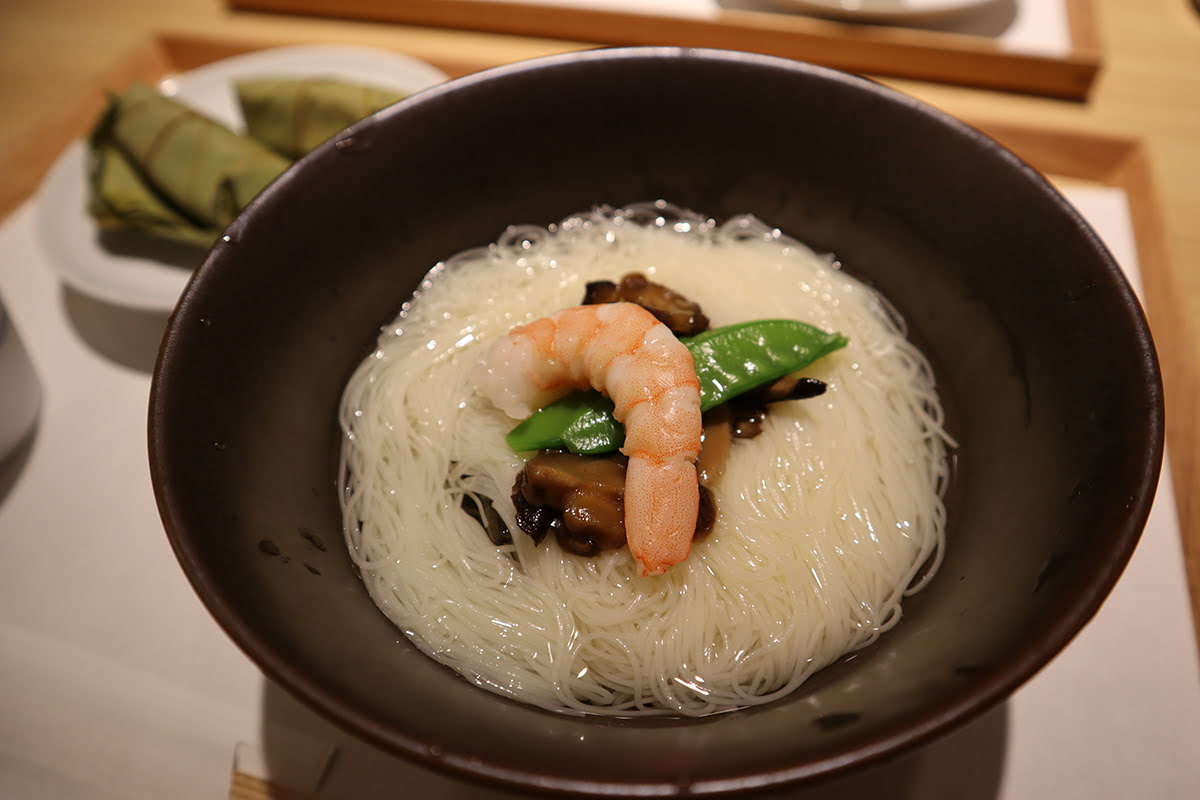 Nara food-Miwa Yamamoto Somen