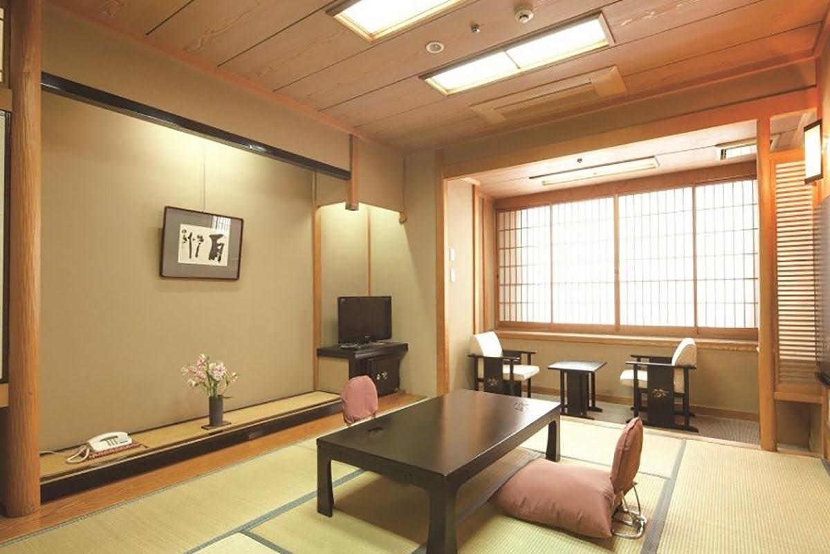 Nara hot springs hotels-Japan onsen-Nara Park Hotel