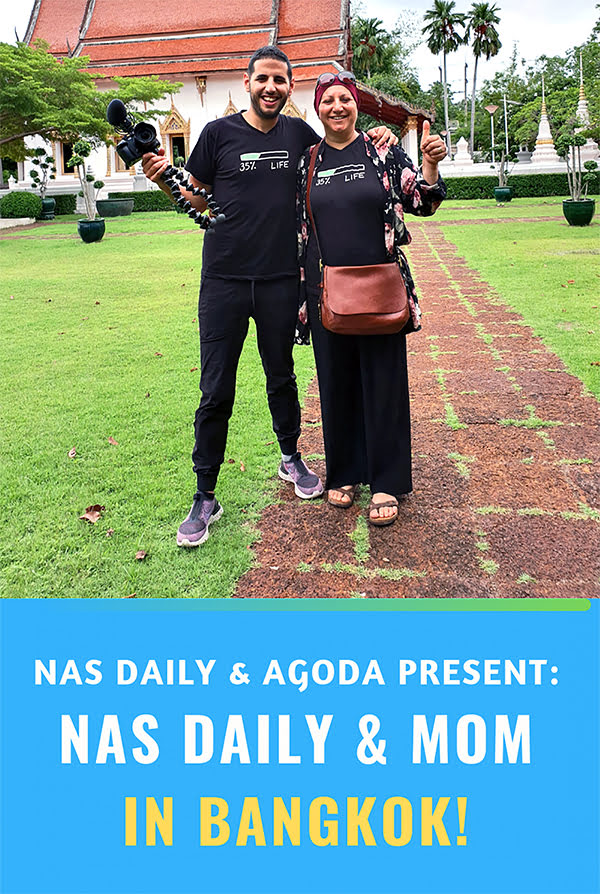 Nas Daily-Bangkok travel-mom