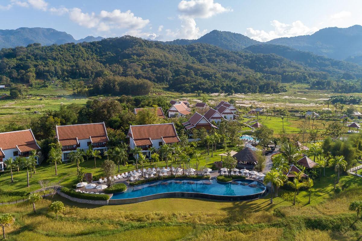 Hotels in Luang Prabang-Laos-Pullman Luang Prabang