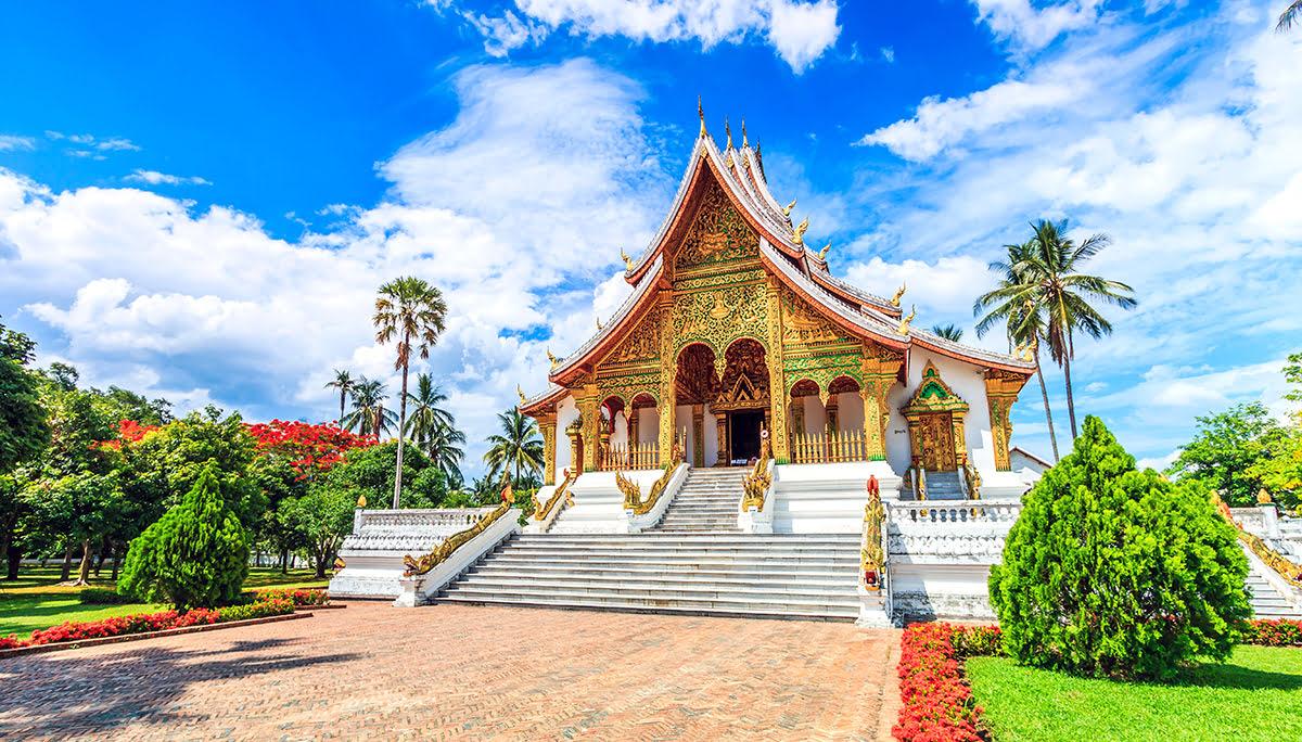 Things to do in Luang Prabang-Laos-Royal Palace